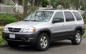 mazda tribute 2016 2001 mazda tribute specs and photos strongauto