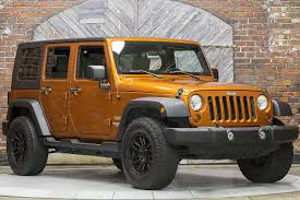 2010 Jeep Wrangler Unlimited Sport 2wd Auto