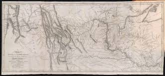 Lewis And Clark Map The Lewis And Clark Expedition The American Enlightenment