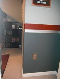 bold color heritage red benjamin moore interior painting