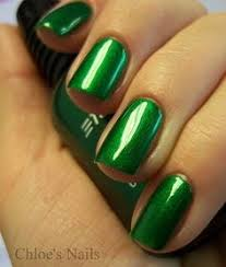 pupa magnetic nail polish 32 magnetic green amazing nail art