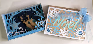 beadwork and textiles by anne waller matchbox diorama reindeer