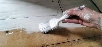 How To Dry Wet Wood Floors Nostalgiecat How To Whitewash Wooden Flooring