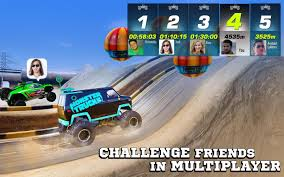 monster truck race track toys monster trucks racing android apps on google play