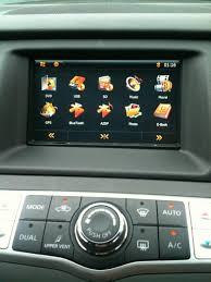 nissan murano backup camera replacment screen with gps dvd and blue tooth nissan murano forum