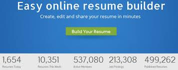 Free Resumes Online  resume template   online resumes portfolio       online resume MyFuture com
