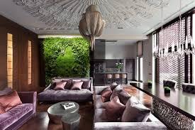 interior modern art deco living room design ideas with beige