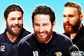 bro flows and playoff beards grooming secrets of nhl players in