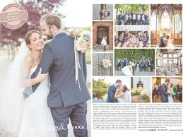 magazine mariage industrial wedding at the foundry published in mariagechic