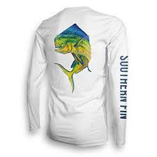 Southern Comfort Apparel Amazon Com Performance Fishing Shirt Southern Fin Apparel Upf