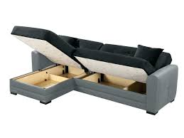 petit canapé convertible 2 places pas cher pouf 2 places canape convertible avec pouf finest rangement