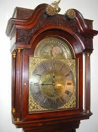 Barwick Grandfather Clock Antique Clocks De