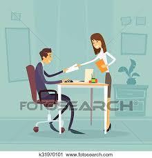 affaires de bureau clipart homme affaires séance bureau bureau femme affaires