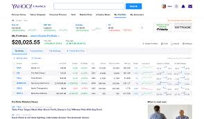 Yahoo Finance Pictures Yahoo Finance Portfolios Black Hairstle Picture