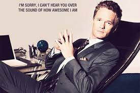Neil Patrick Harris Meme - i ll just keep saying it i m awesome deal with it funny