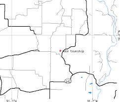 map of oregon mo jobe township oregon county missouri mo detailed profile