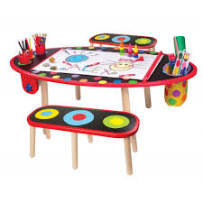 Kids Table With Storage by Alex Toys Artist Studio Super Art Table With Paper Roll