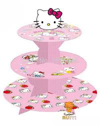 Hello Kitty Party Decorations Hello Kitty Party Supplies For Baby Shower Free Shipping 2sets