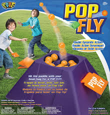 amazon com poof outdoor games pop fly toys u0026 games