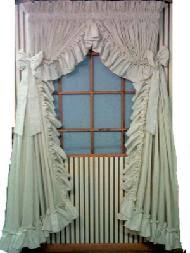 Curtains With Ruffles Country Ruffles At Discount Drapery