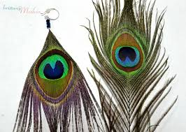 how to make feather earrings with my diy christmas part 5 pretty peacock feather earrings the