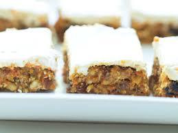 healthy no bake carrot cake bars happy healthy mama