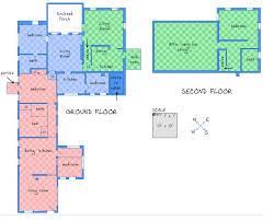 Classic Farmhouse Floor Plans by Floor Classic Farmhouse Floor Plans