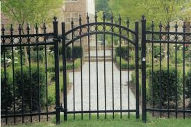 residential fences what protects ornamental fences from corrosion