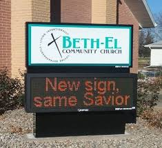 68 best outdoor led church signs images on church