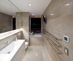 Modern Bathrooms Australia by Modern Duplex With Views Of Sydney Harbour Idesignarch