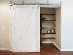 Sliding Barn Door For Closet Barn Closet Doors Gpsolutionsusa