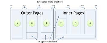 6 panel brochure template 6 sided brochure template microsoft word make brochures in
