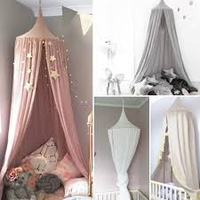 Mosquito Net Bed Canopy Baby Bed Canopy Bedcover Mosquito Net Curtain Bedding Dome