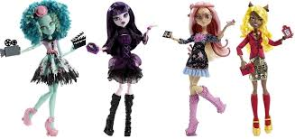 monster high coloring pages frights camera action all about monster high dolls monster high frights camera action