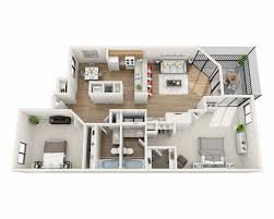 Rental House Plans by Floor Plans And Pricing For Seville On The Green Apartments