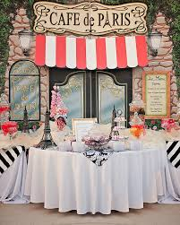 Candy Buffet Wedding Ideas by Candy Buffet Table For My Daughters Paris Themed Wedding Candy