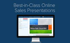 best online class best in class online sales presentations highspot