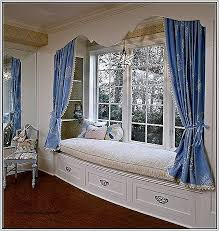 Windows To The Floor Ideas Box Bay Window Curtains Ideas New Floor Length Windows Ideas 8