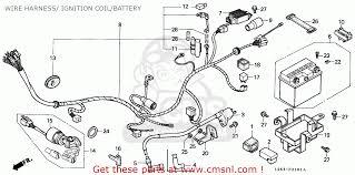 honda st70 wiring diagram honda wiring diagrams instruction