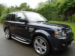 lifted land rover sport land rover range rover sport 3 6 tdv8 sport hse 5dr automatic for