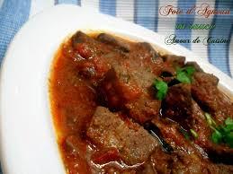 cuisiner du foie foie d agneau en sauce tomate amour de cuisine