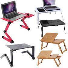 laptop desk for couch bamboo desk ebay