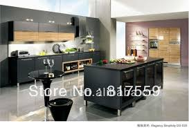 Black Lacquer Kitchen Cabinets Extraordinary High Gloss Lacquer Kitchen Cabinets Coolest Interior