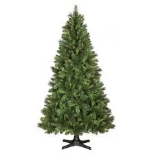 7ft christmas tree 7ft prelit artificial christmas tree douglas fir clear lights