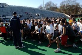 Odu Parking Map Over 100 Students At First Ever Football Tryout Odu Monarchs