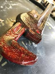 halloween gory props bloody pipe wrench halloween gory plastic cosplay prop