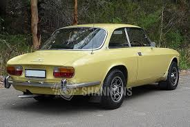 alfa romeo classic gtv sold alfa romeo gtv 2000 coupe auctions lot 17 shannons