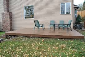 fine decoration cost of deck spelndid backyard estimate backyard