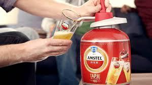 amstel light mini keg amstel commercial amstel tapje youtube