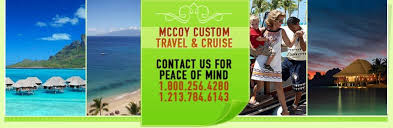 mccoy custom travel cruise last minute travel cruise specials